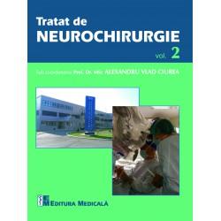 Tratat de neurochirurgie. Volumul 2 - Alexandru Vlad Ciurea (sub redacția)