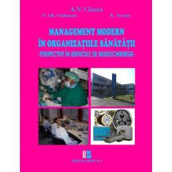Managementul modern în organizaţiile sănătăţii - Alexandru Vlad Ciurea, Vasile Gh. Ciubotaru, Eugen Avram