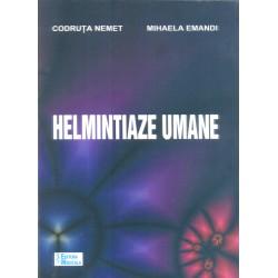Helmintiaze umane - Codruţa Nemet, Mihaela Emandi