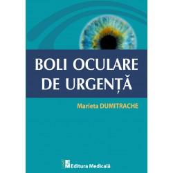Boli oculare de urgență - Marieta Dumitrache