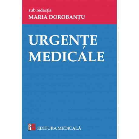 Urgențe medicale - Maria Dorobanțu (sub redacția)
