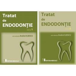 Tratat de endodonţie. Volumele I și II - Andrei Iliescu (sub redacţia)