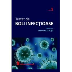 Tratat de boli infecțioase. Vol. 1 - Emanoil Ceaușu (sub redacția)