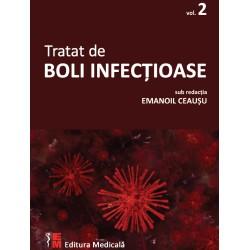Tratat de boli infecțioase. Vol. 2 - Emanoil Ceaușu (sub redacția)
