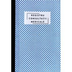 Registru de consultatii medicale - 300 file