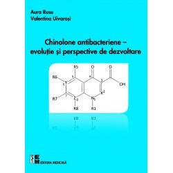 Chinolone antibacteriene – evoluție și perspective de dezvoltare - Aura Rusu, Valentina Uivaroși