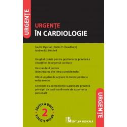 Urgențe în cardiologie. Ediția a 2-a - Saul G. Myerson, Robin P. Choudhury, Andrew R.J. Mitchell