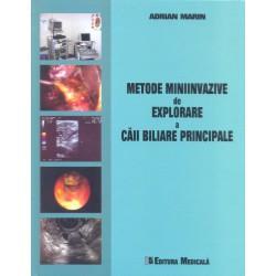 Metode miniinvazive de explorare a căii biliare principale - Adrian Marin