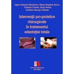 Intervenţii pro-protetice chirurgicale în tratamentul edentaţiei totale - L. Muntianu, M. Bucur, C. Comes, S. Penta, C. Vlădan